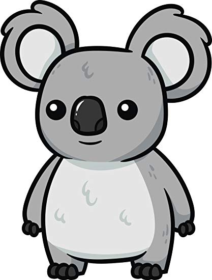 Amazon com adorable wild. Koala clipart koala australian