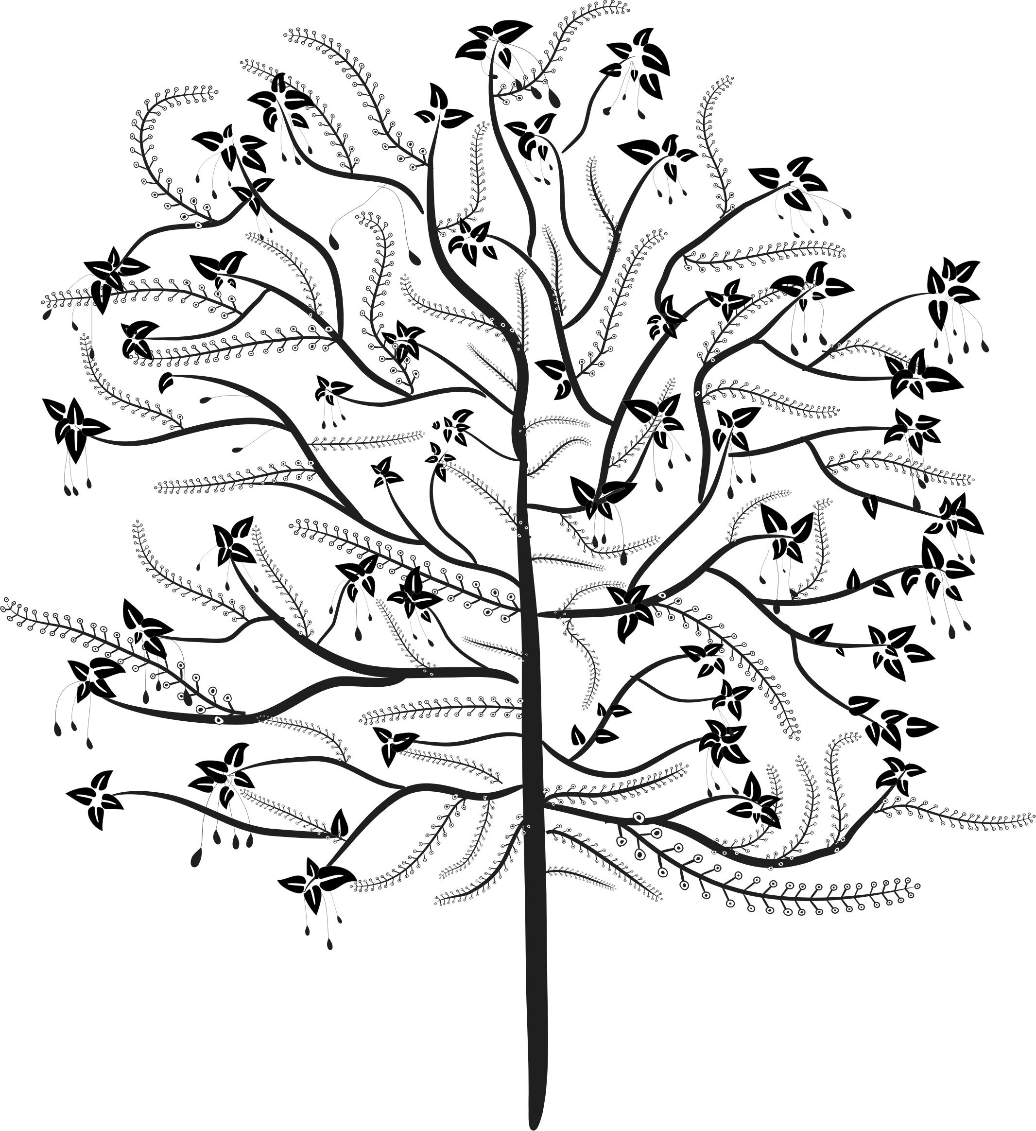 Stylized at getdrawings com. Koala clipart tree drawing