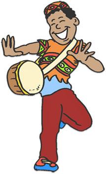 Kwanzaa clipart. Free celebration