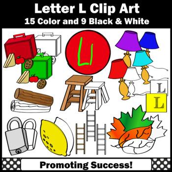 L clipart alphabet l. Letter beginning sounds sps
