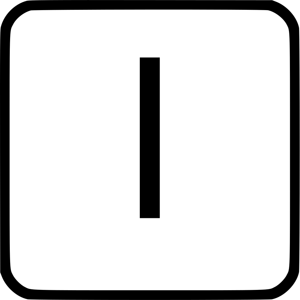 Alphabet svg png icon. L clipart lowercase