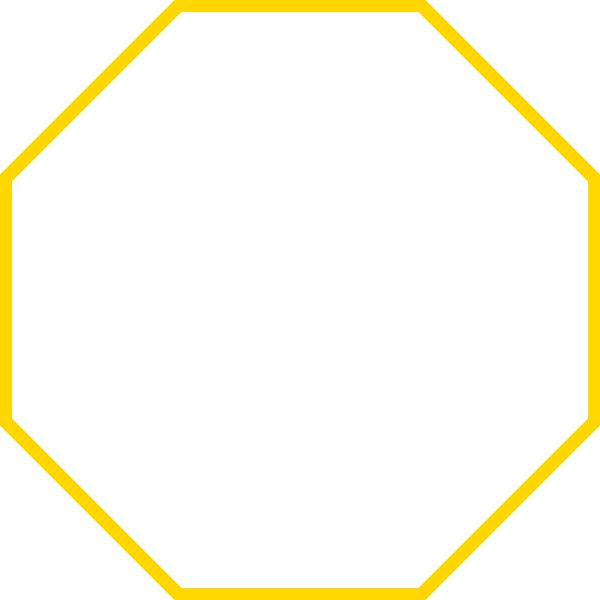 Purple clipart octagon. Clip art at clker