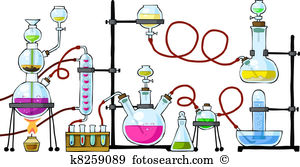 Station . Lab clipart