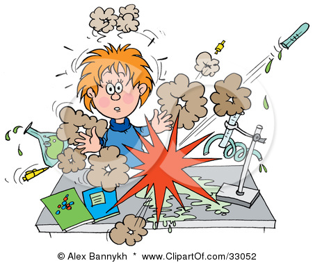 Lab clipart explosion. Free download clip art