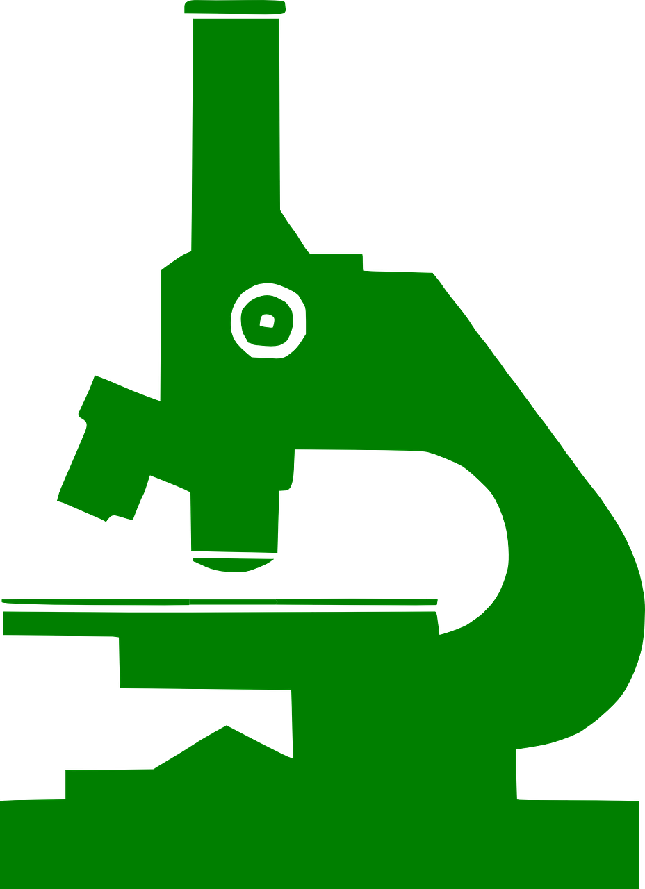 Microscope research laboratory png. Lab clipart vector