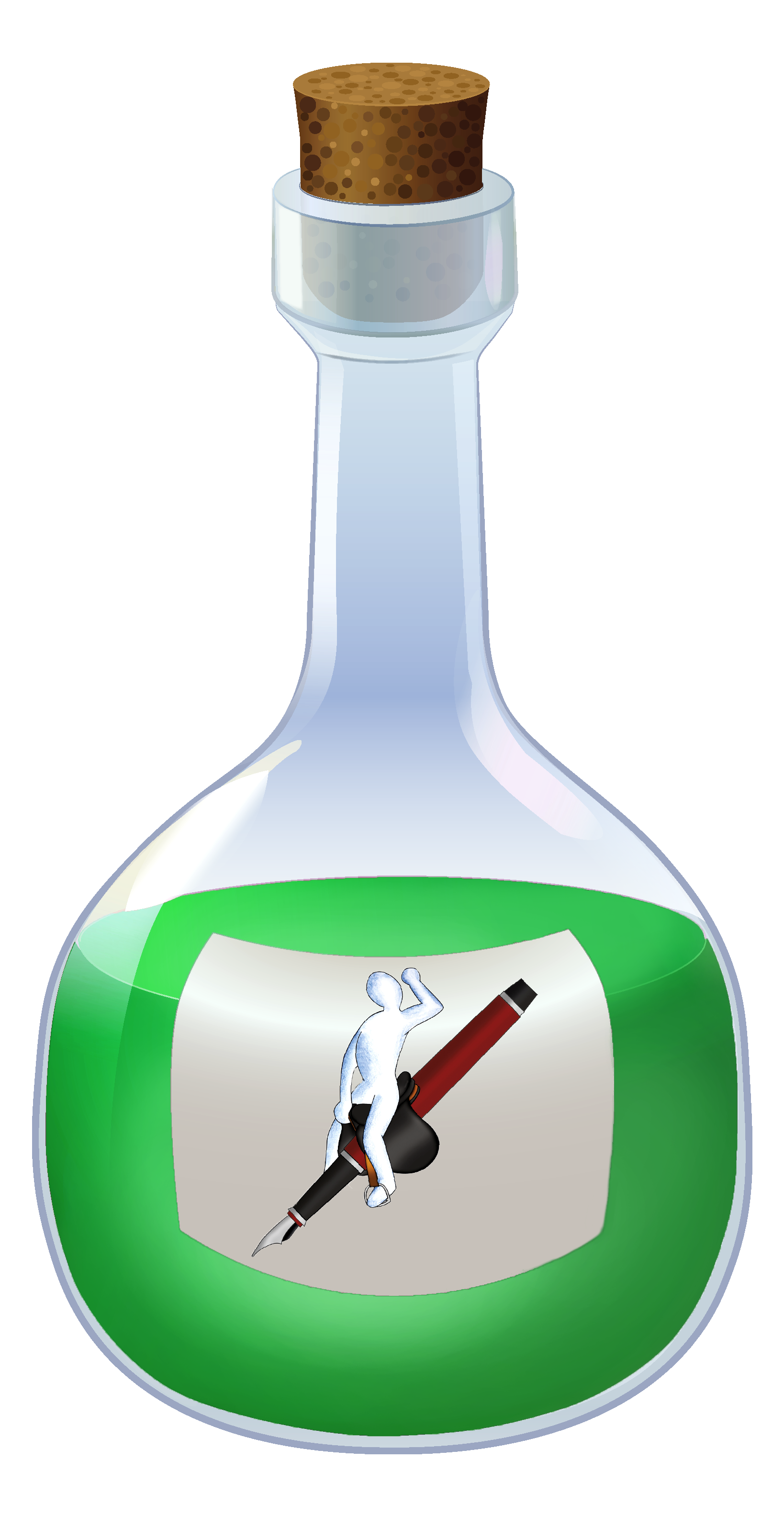 Little antidote thank you. Lab clipart vial