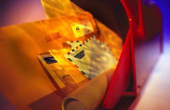 How to make return. Label clipart address label