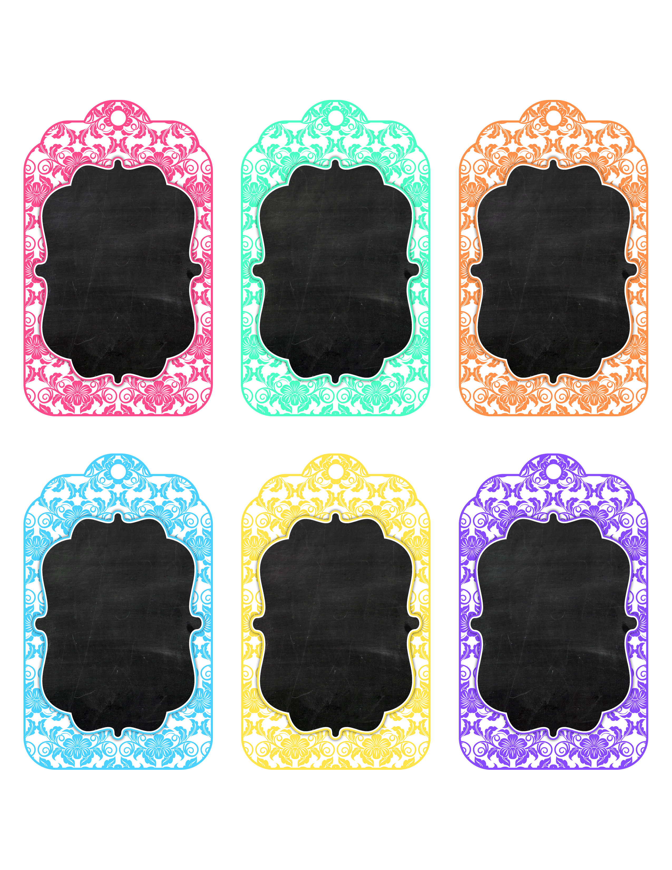 It's just a picture of Free Printable Chalkboard Labels in five senses gift