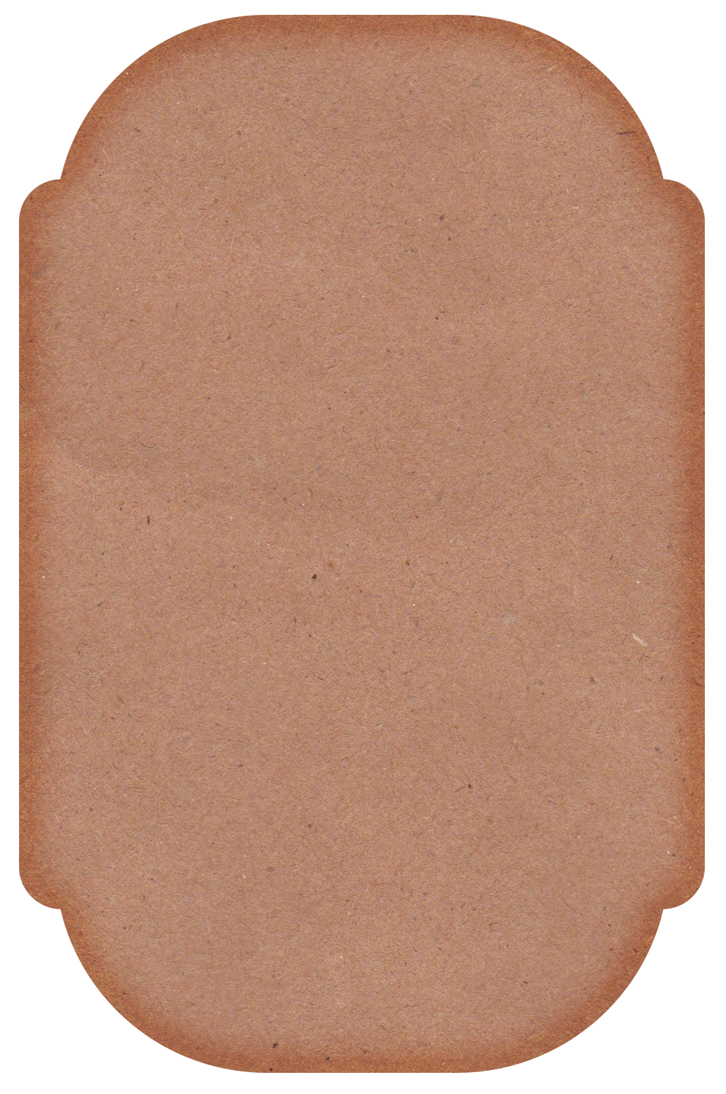 Napkin clipart brown paper. Kraft label projects to