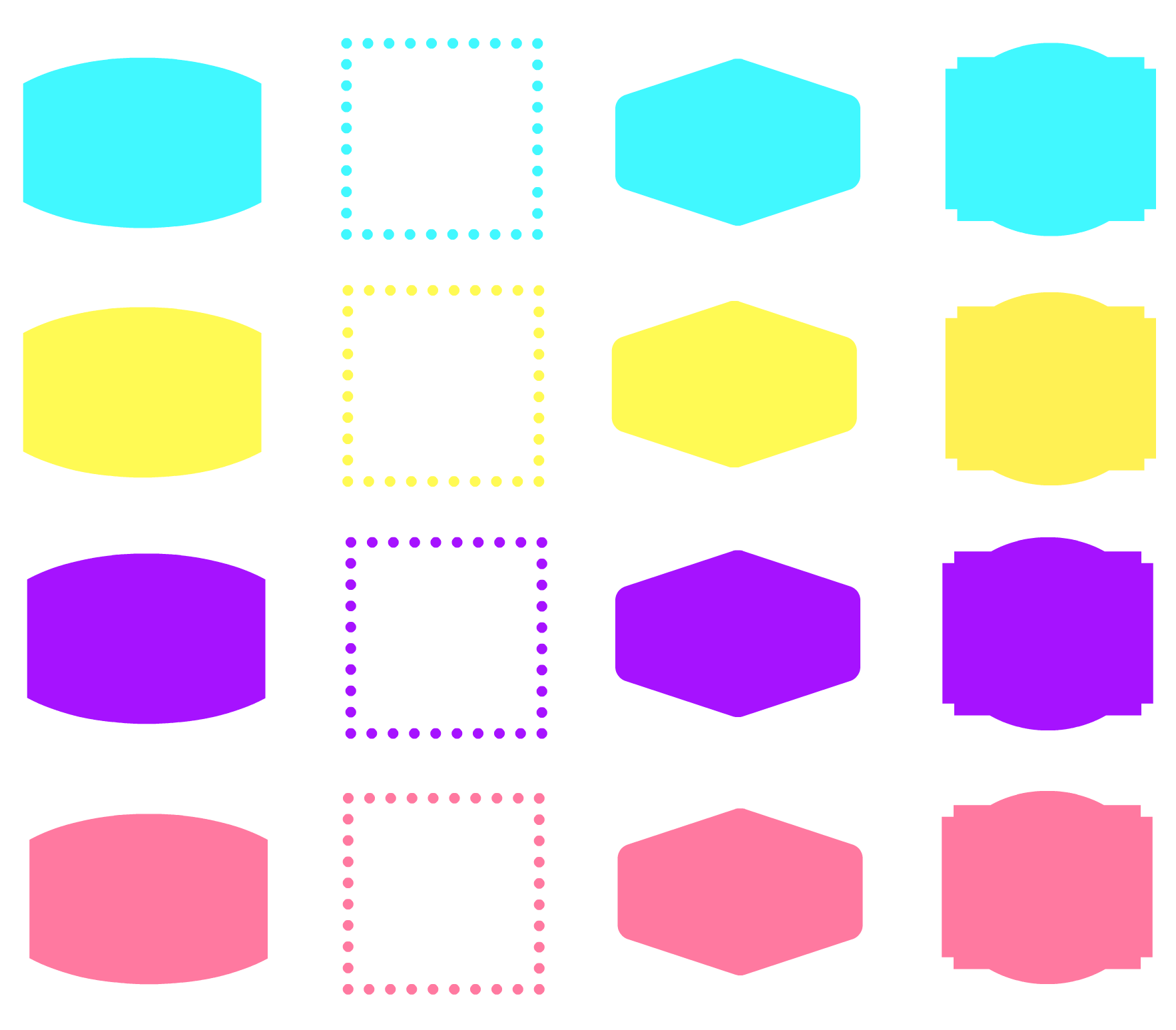 Clip art kellology click. Label clipart pastel