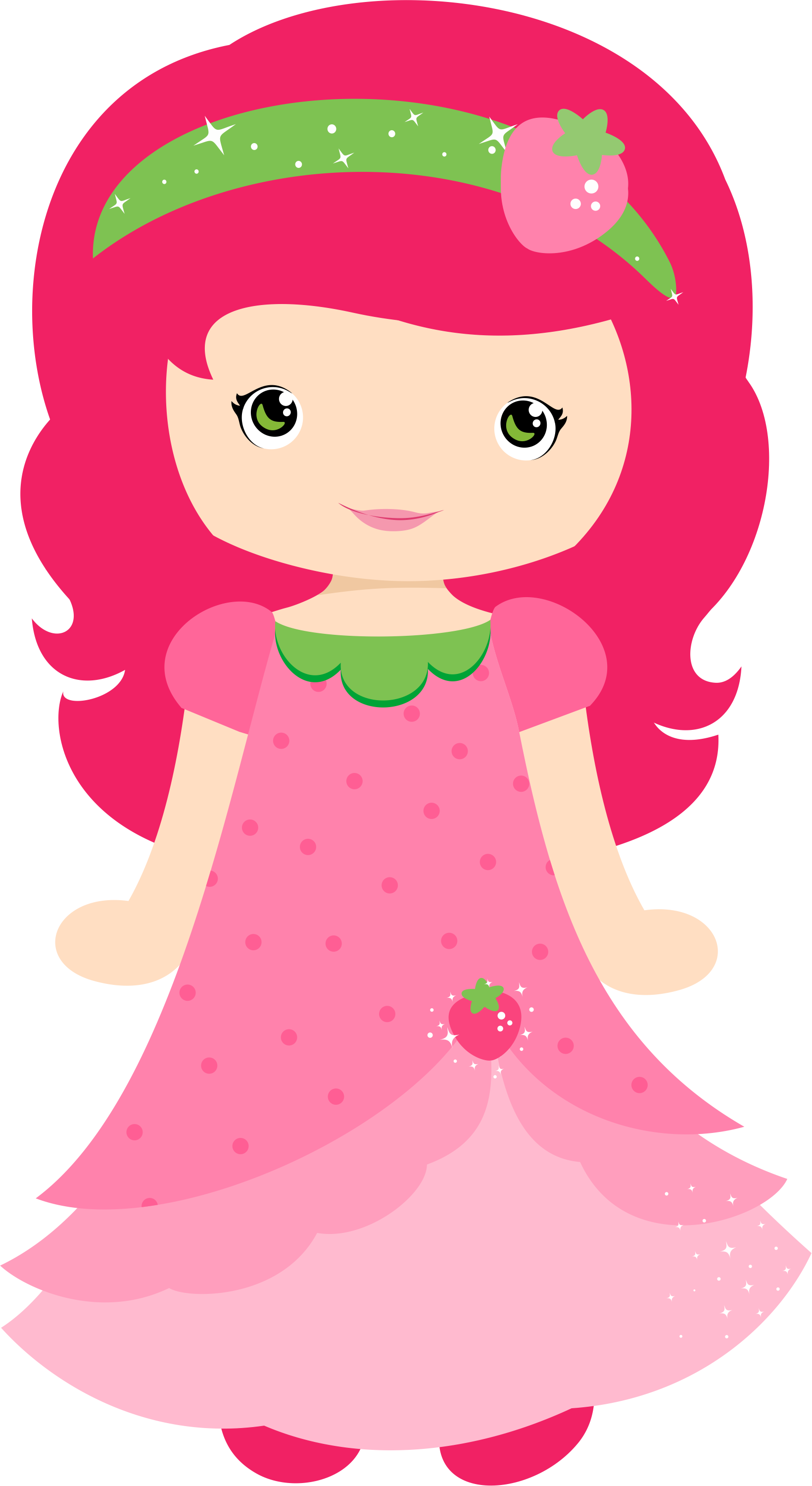 Strawberries clipart princess. Iidg k l i