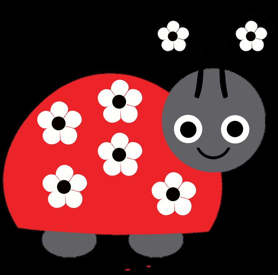 Ladybug clipart let's celebrate. Joaninha minus lady bug