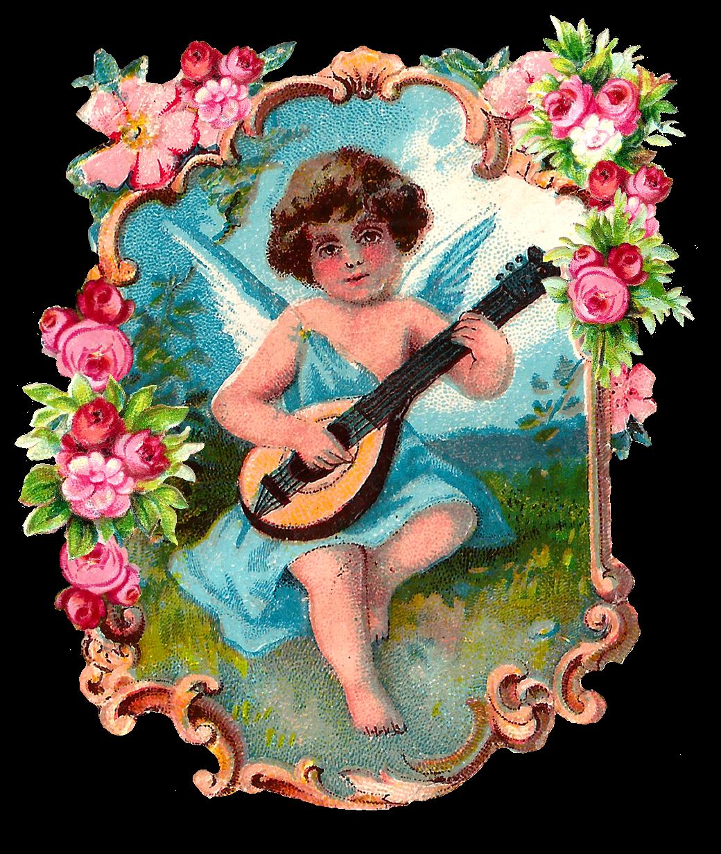 Antique images vintage printable. Label clipart string