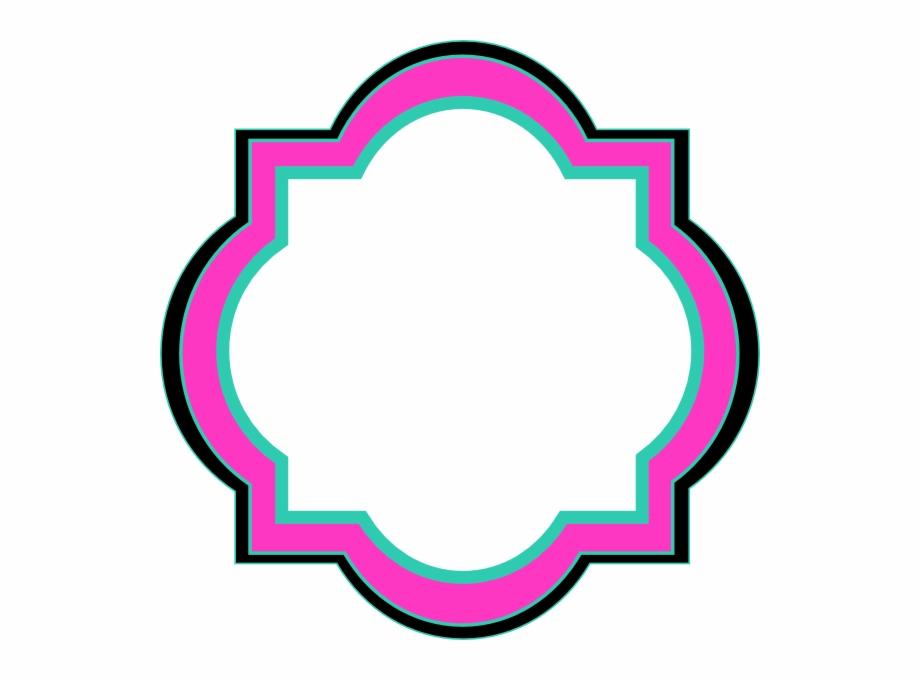 Label clipart text box. Decorative clip art at