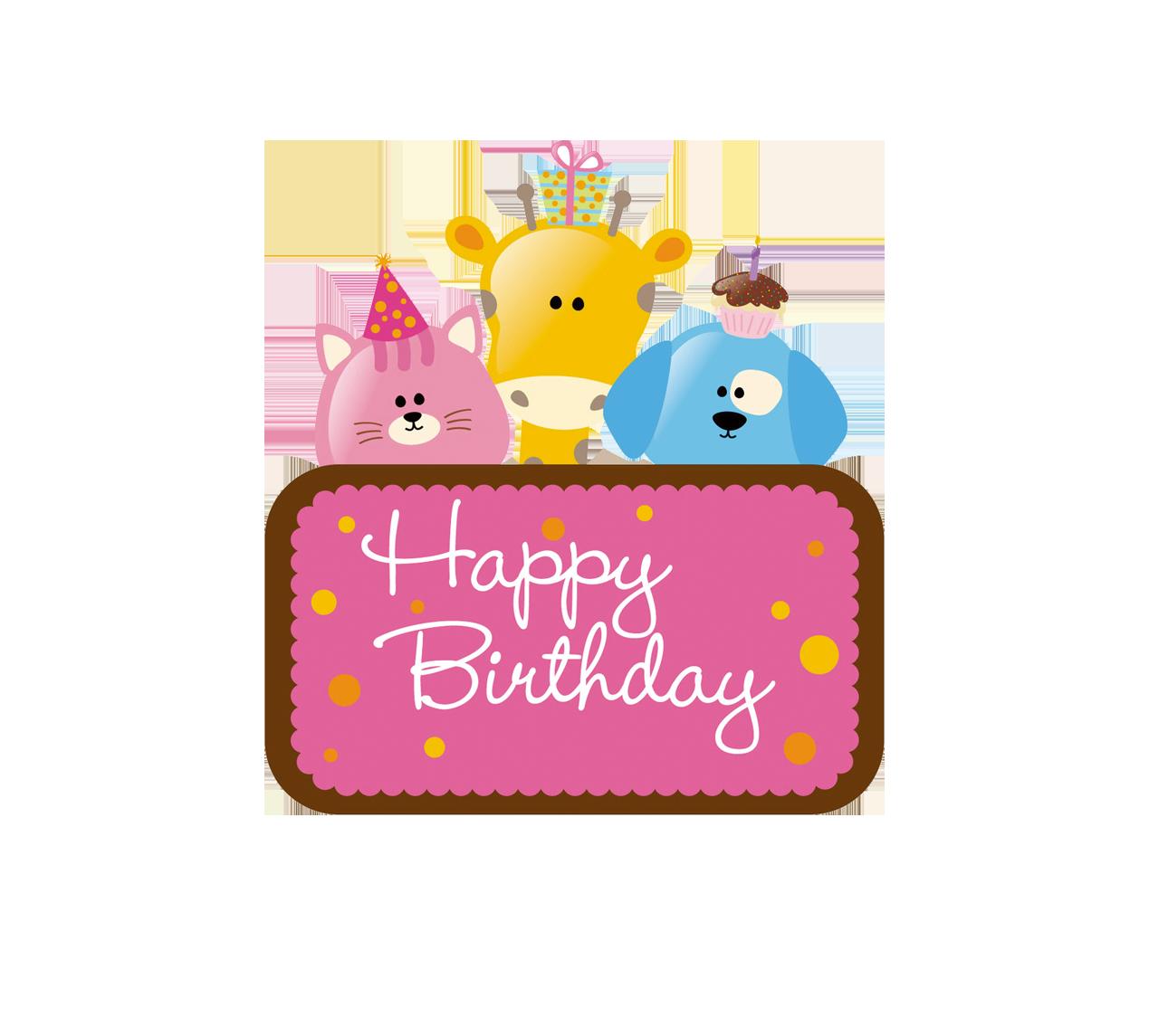 Label clipart wedding invitation. Birthday cake greeting card