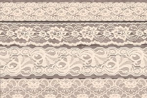 Ivory borders graphics creative. Lace clipart