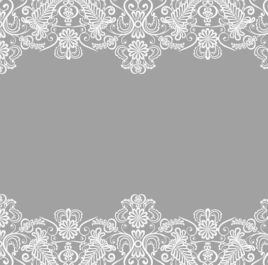 Lace clipart blank. Free vector old background