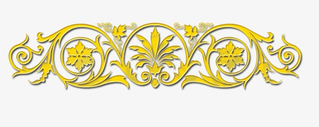 Classic decorative pattern frame. Lace clipart blank