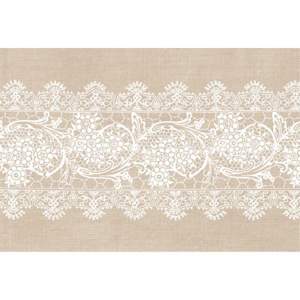 And portal . Lace clipart burlap lace