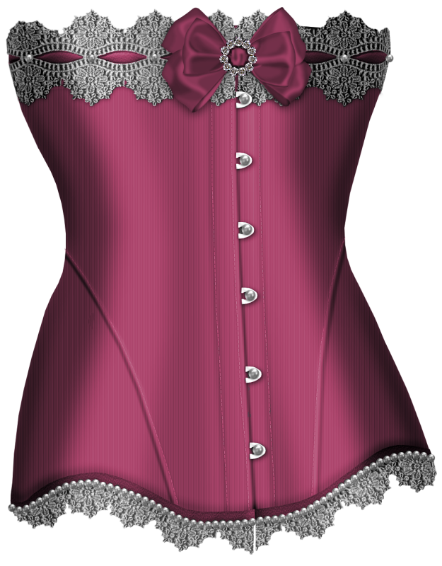 Pps png paper cards. Lace clipart corset lace