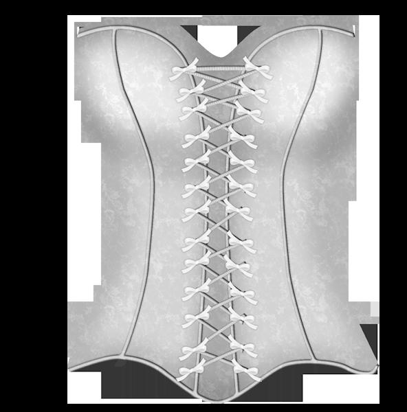 Fm serenade element png. Lace clipart corset lace