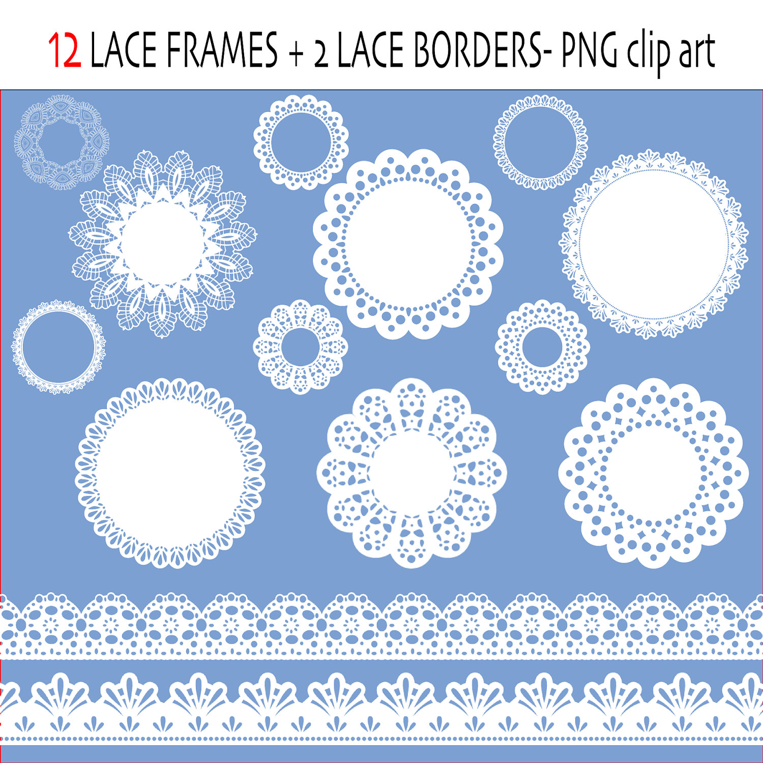 Lace clipart cute. Free circle cliparts download