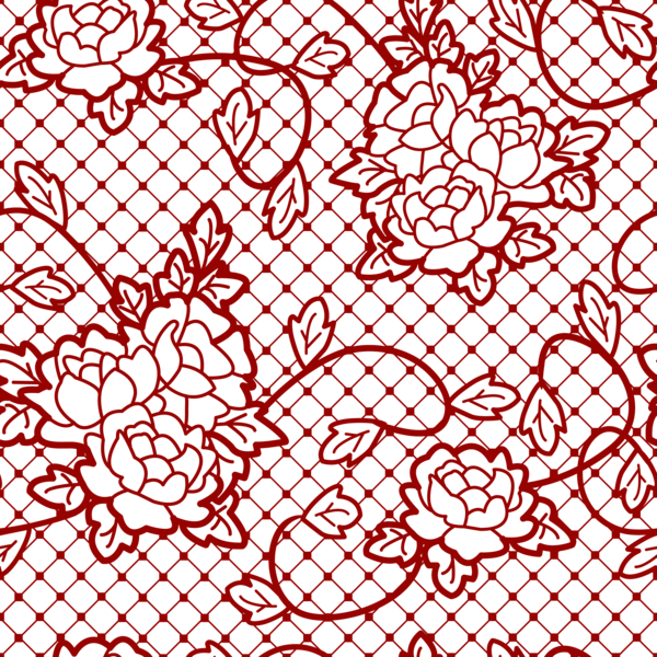 Lace clipart decorative. Transparent with roses png