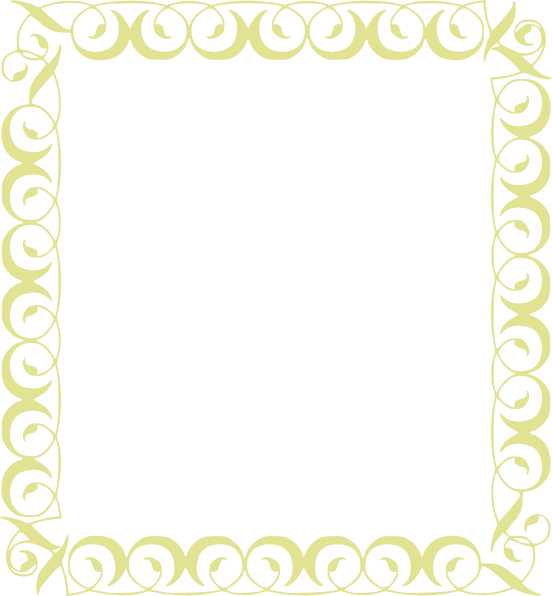 Photo clip art at. Lace clipart frame
