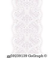 Clip art royalty free. Lace clipart lace ribbon