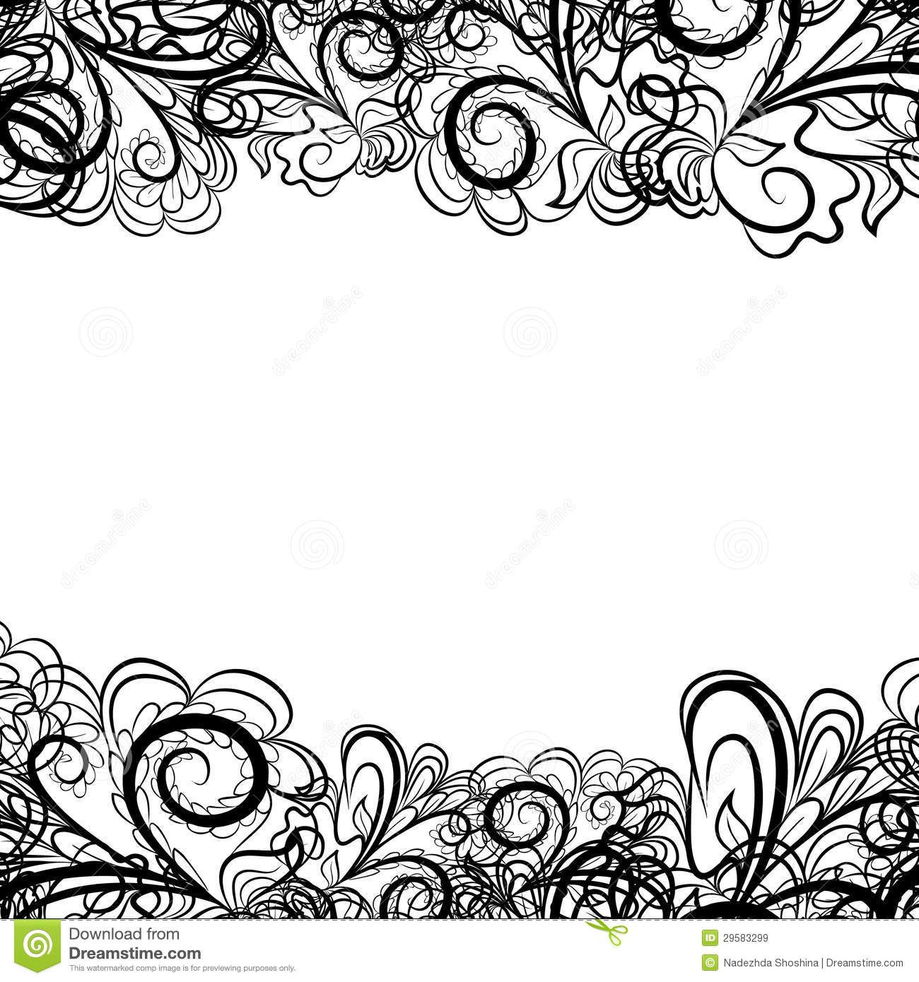 Lace clipart paisley border. Free download best on