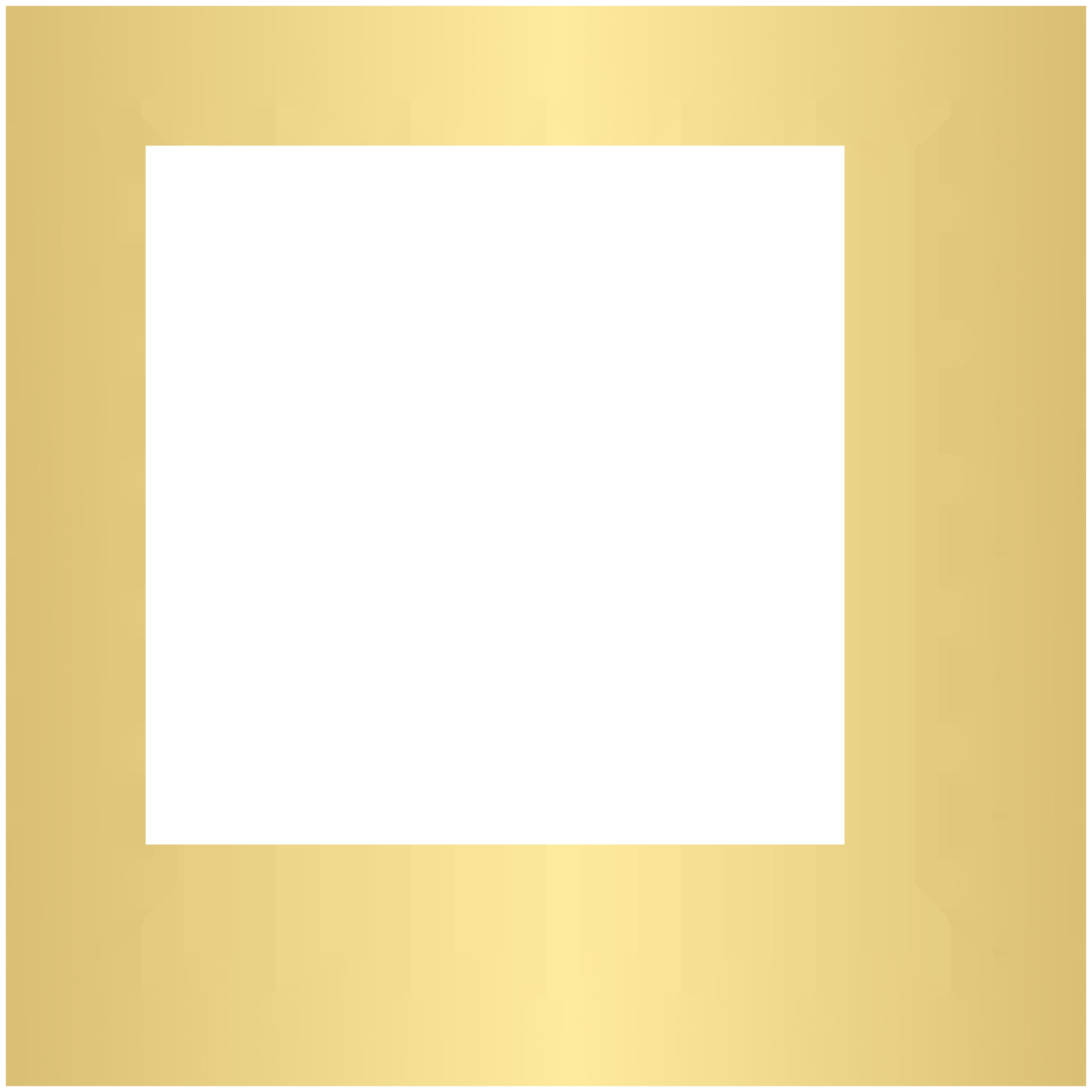 Deco border frame transparent. Lace clipart rectangle
