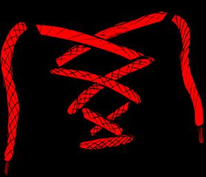 Lace clipart shoe lace. Shirt clip art at