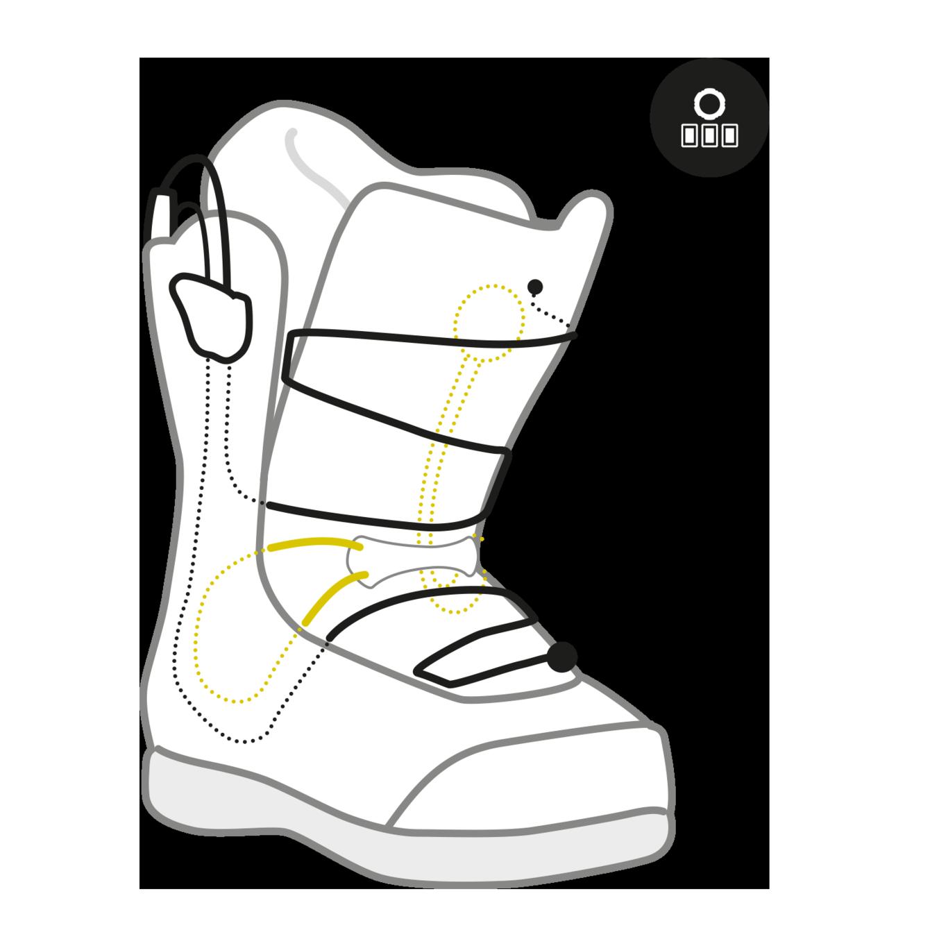 Lace clipart shoe lace. Lacing systems c boa