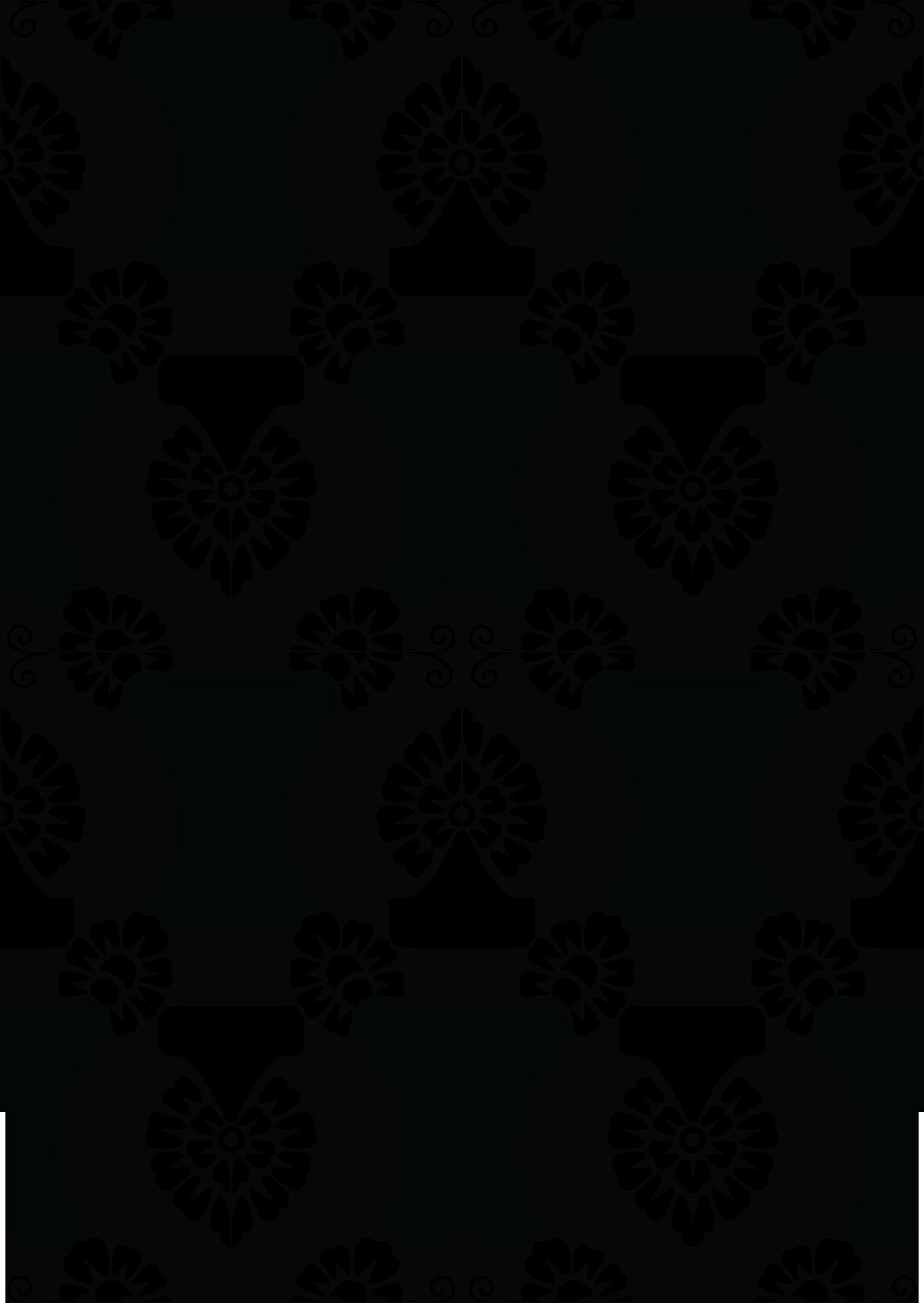 heart flower, floral vector background | Border embroidery designs, Floral  pattern vector, Floral border