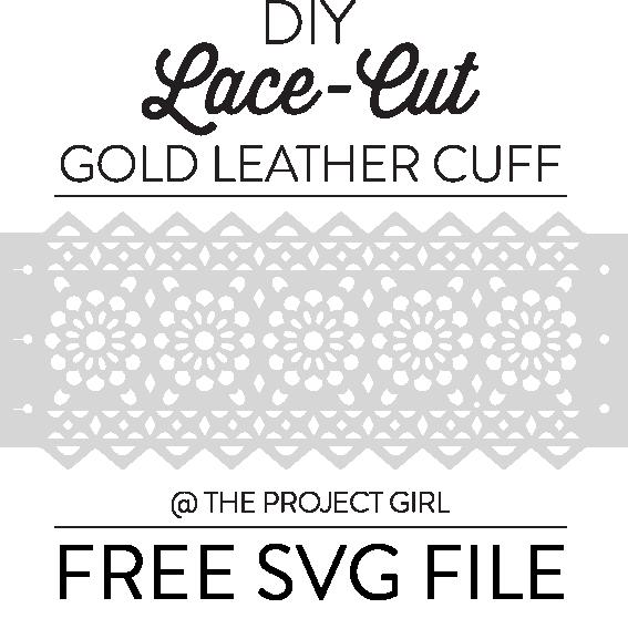 Lace clipart svg. Diy cut gold leather