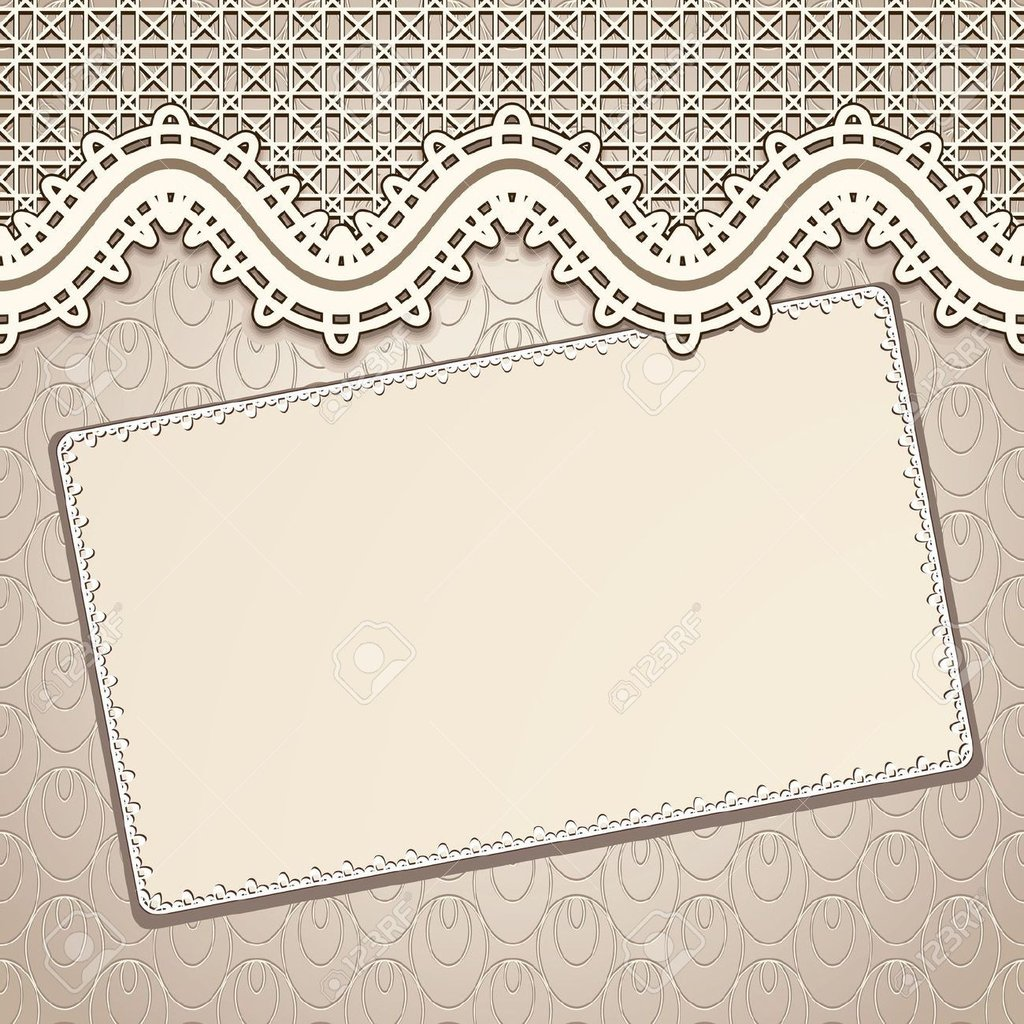 Lace clipart vintage lace. How to create a