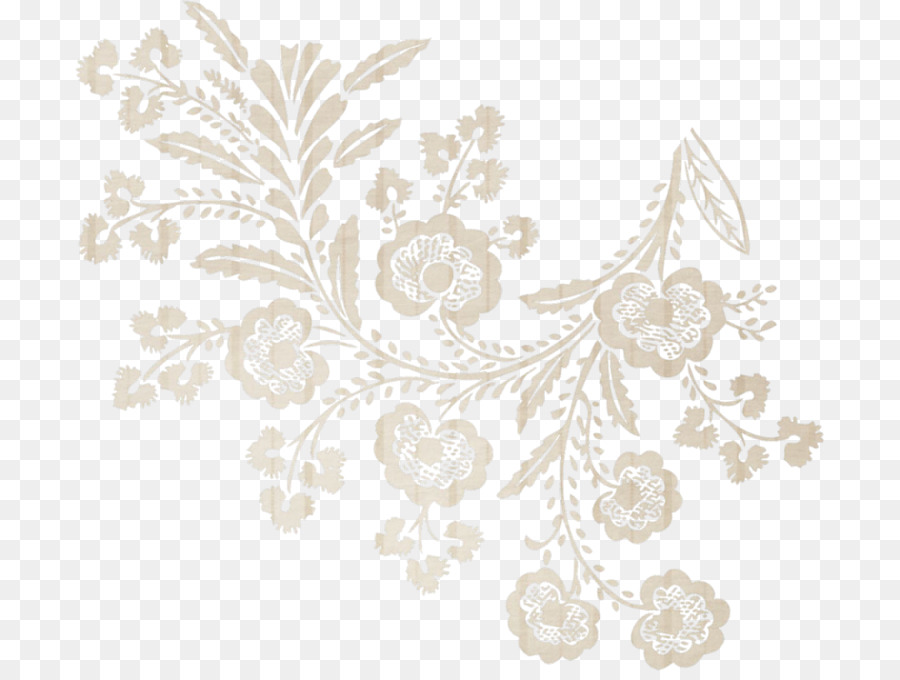 Lace clipart wallpaper. Black and white flower