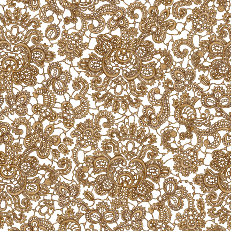Lace png images. Seamless gold by yagellonica