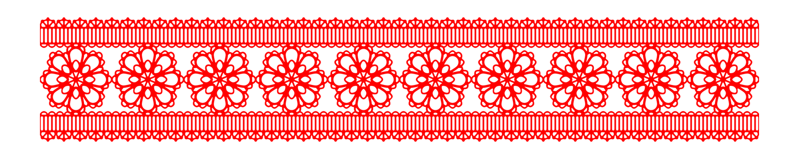 ribbon for free. Lace vector png