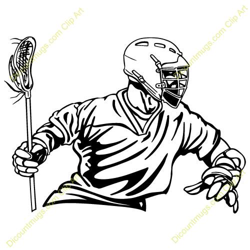 Clip art gallery panda. Lacrosse clipart