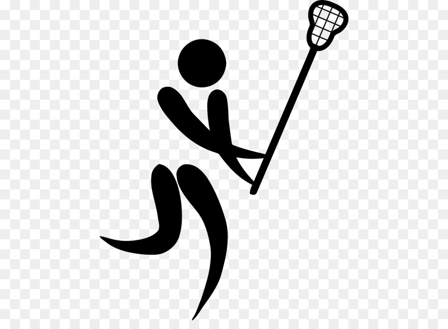 Lacrosse clipart black and white. Summer background pictogram