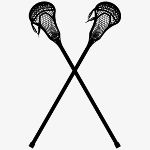 Lacrosse clipart black and white. Free cliparts silhouettes cartoons