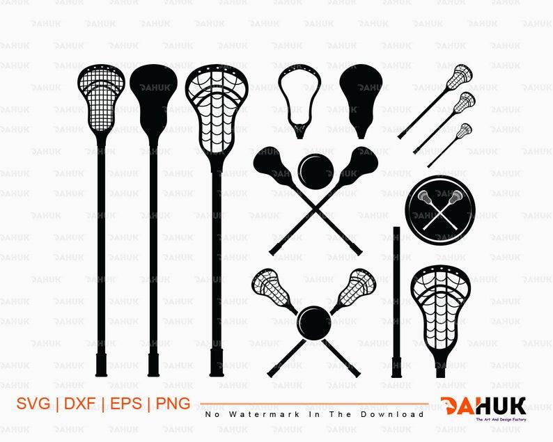 Lacrosse clipart file. Stick svg ball equipment