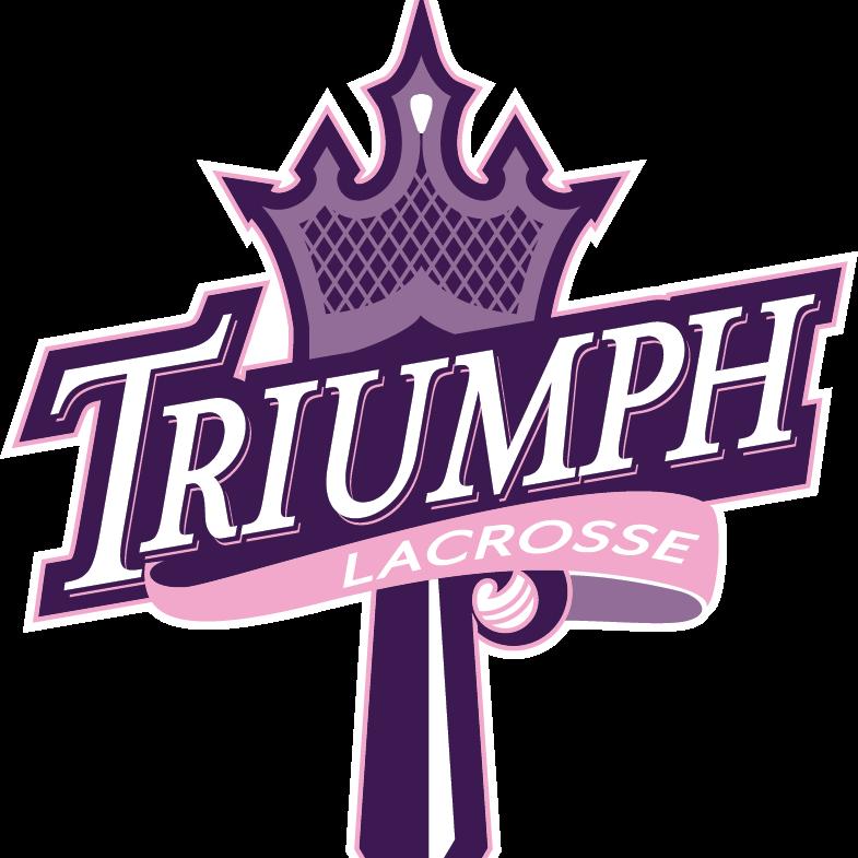 Triumph triumphgirlslax twitter. Lacrosse clipart girl logo