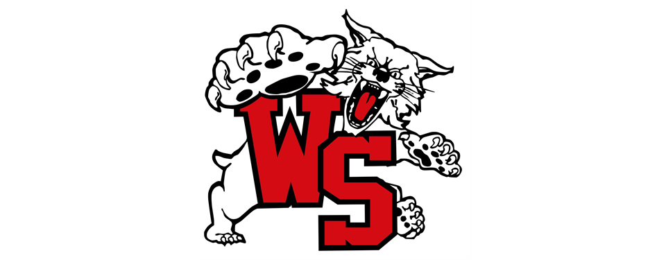 Westerville south lacrosse home. Wildcat clipart lady