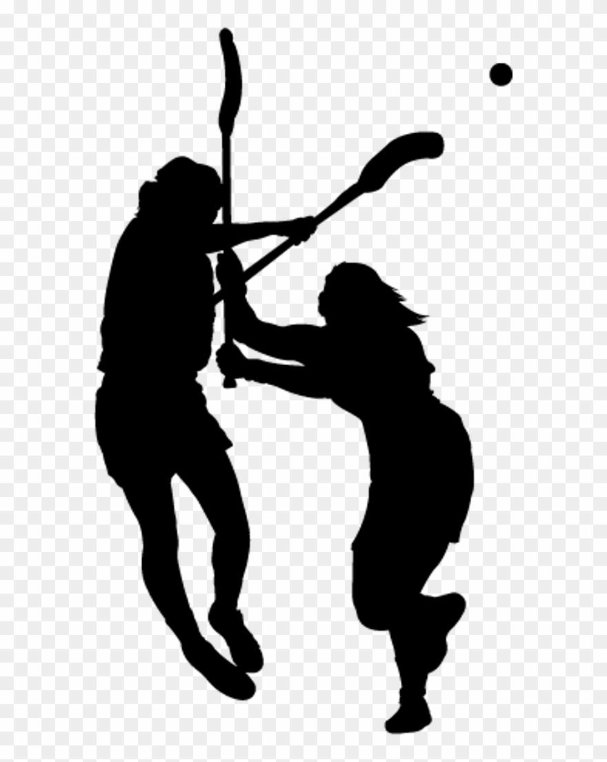 Clinics silhouette clip art. Lacrosse clipart male