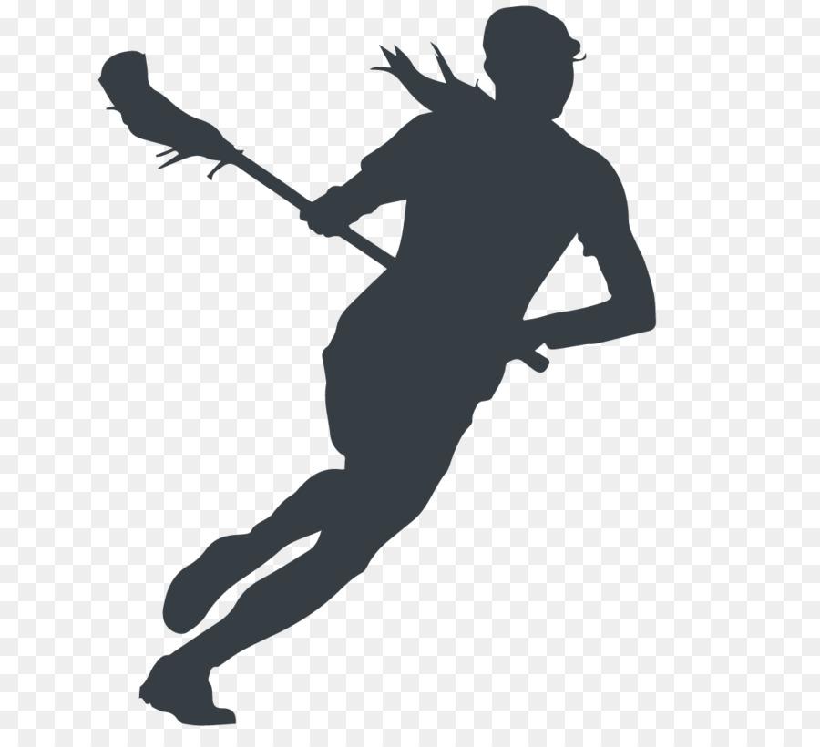 Hand cartoon sports black. Lacrosse clipart women's lacrosse