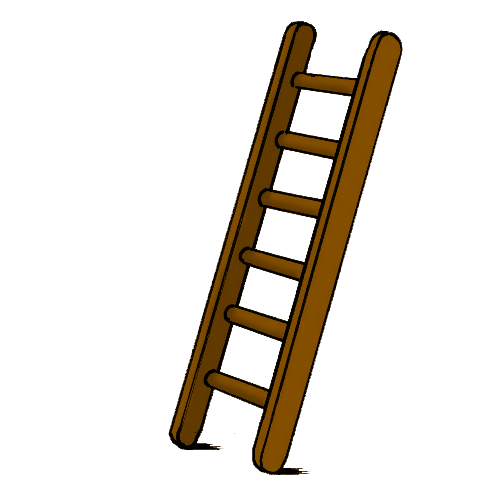 collection of transparent. Ladder clipart