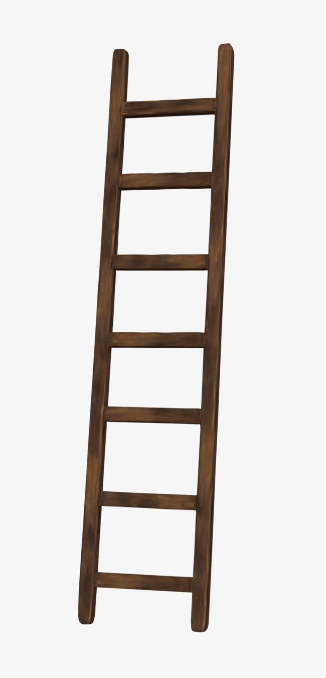 Ladders wooden creative png. Ladder clipart