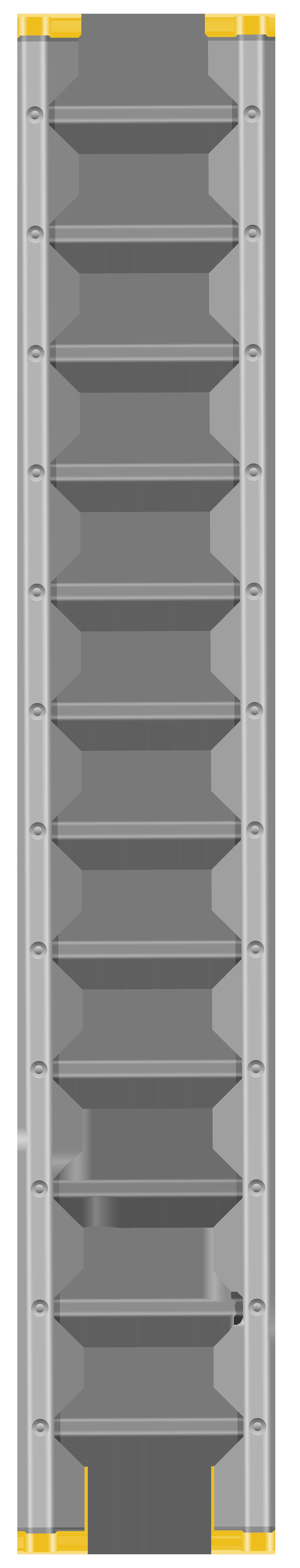 Staircase clipart tangga. Ladder png clip art